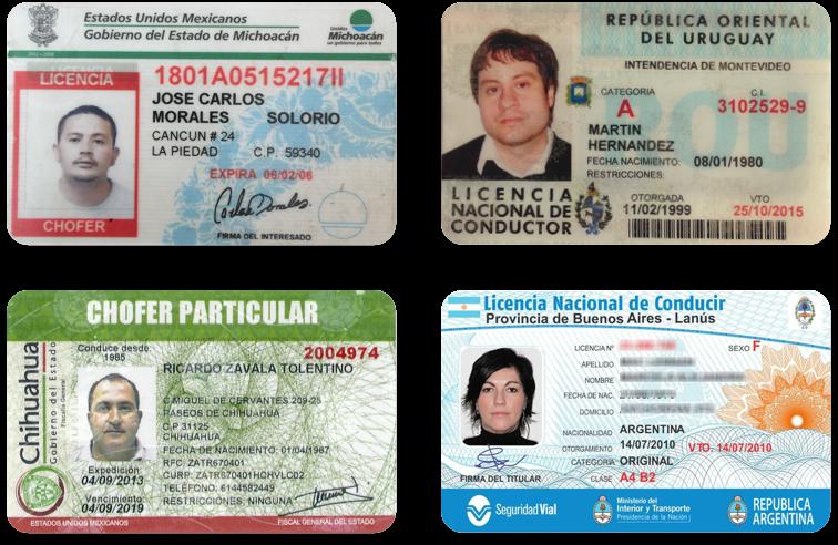 Traducción de Licencia de Conducir Internacional de inglés a ...