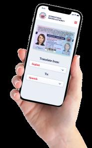 electronic International Driving License (eIDL)
